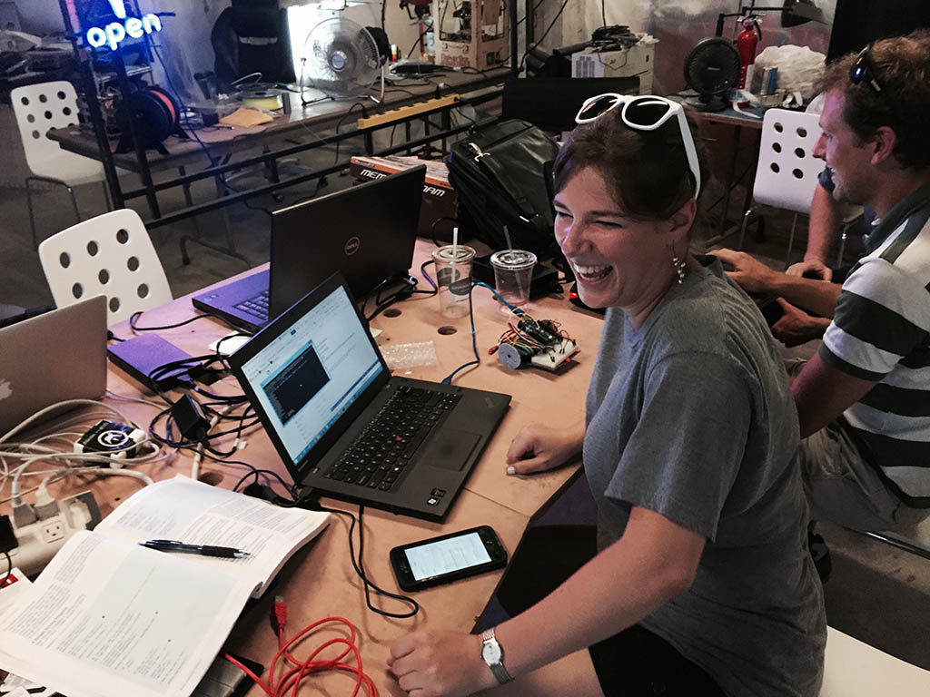 Charlottesville ElectroFunk Workshop for  Microcontrollers and Arduino