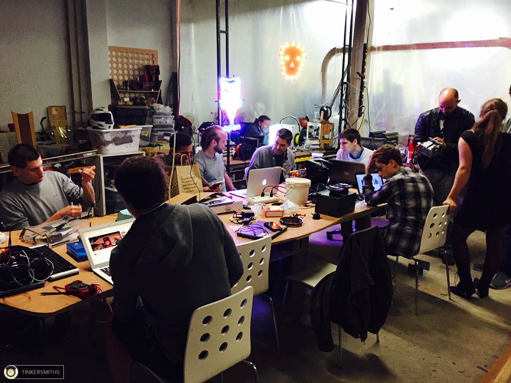 Charlottesville ElectroFunk Workshop for Microcontrollers, Arduino and RaspiPi