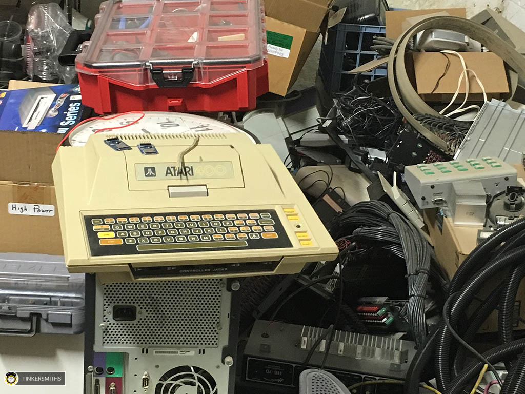 Charlottesville Electronic Salvage